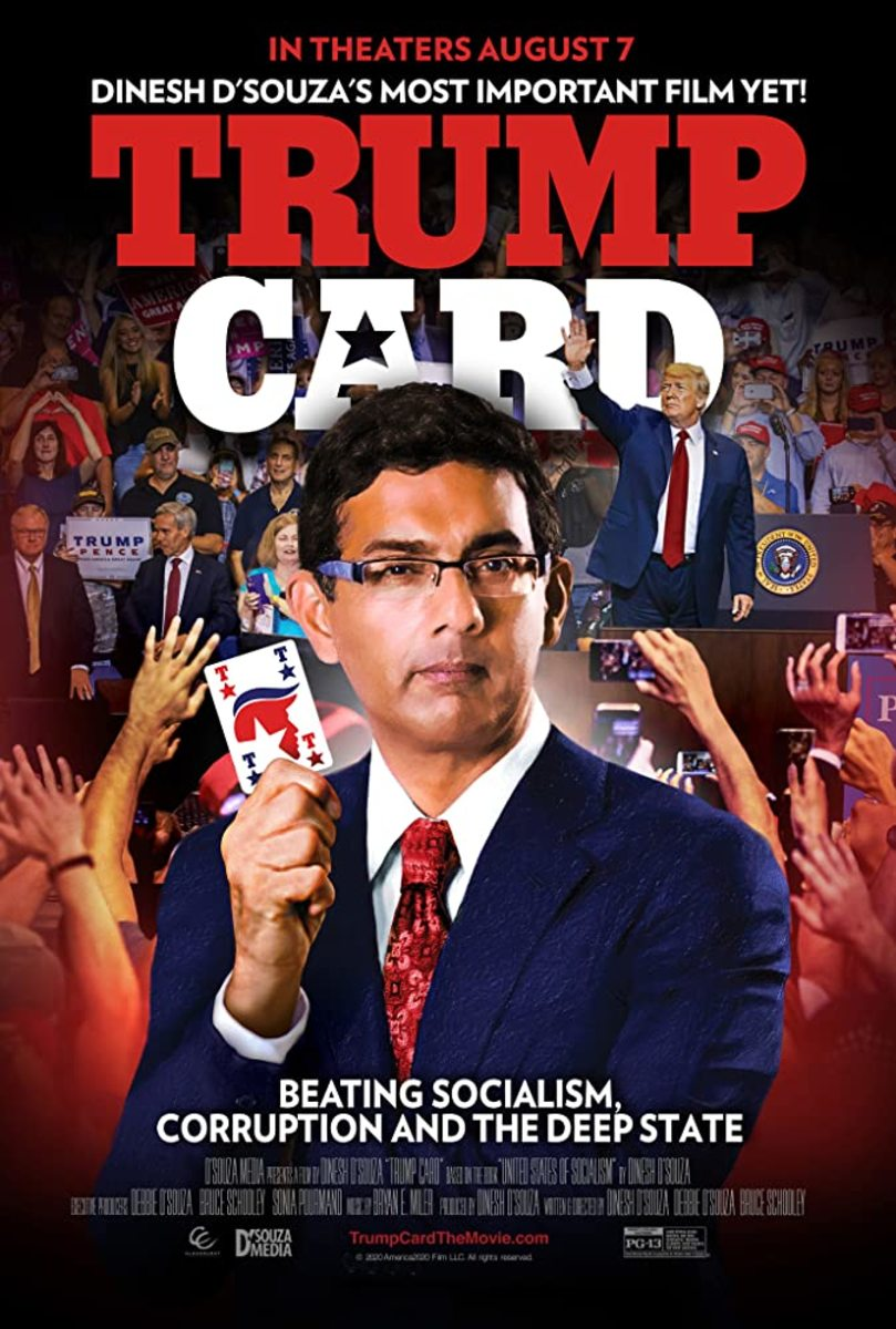 I don't have a joke to write in here. Dinesh D'Souza can just f*ck off.
