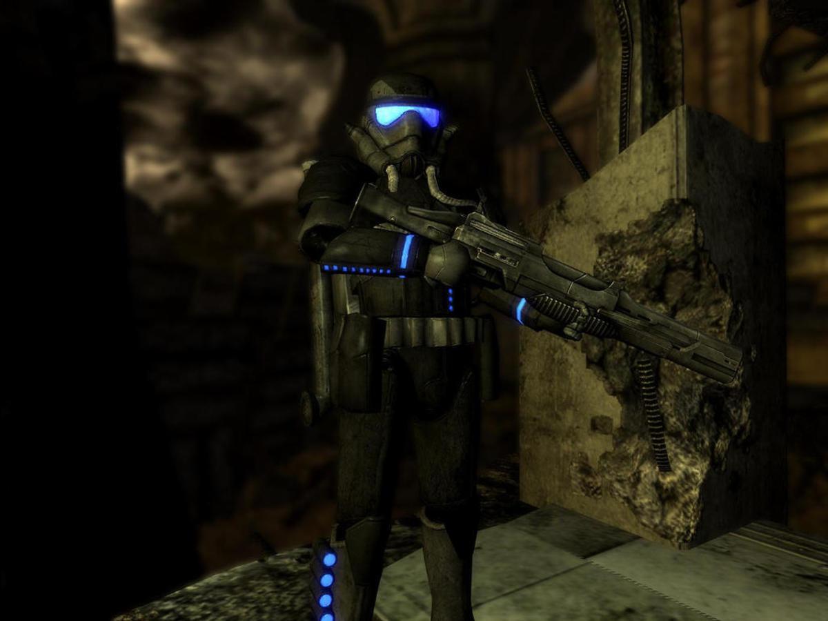 Shadow EVO Trooper