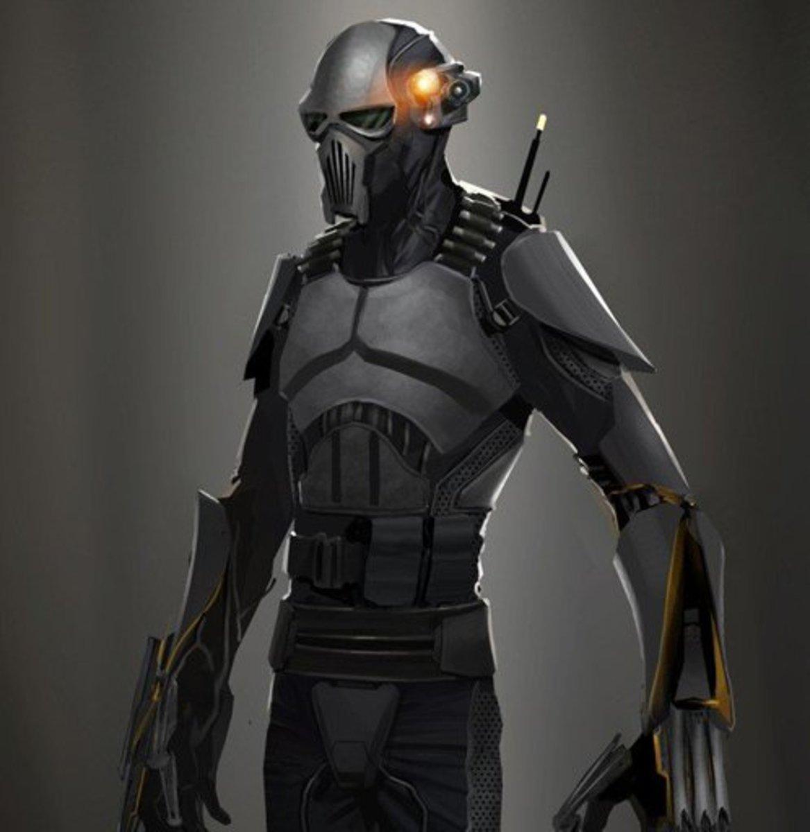 Terror Trooper mtg