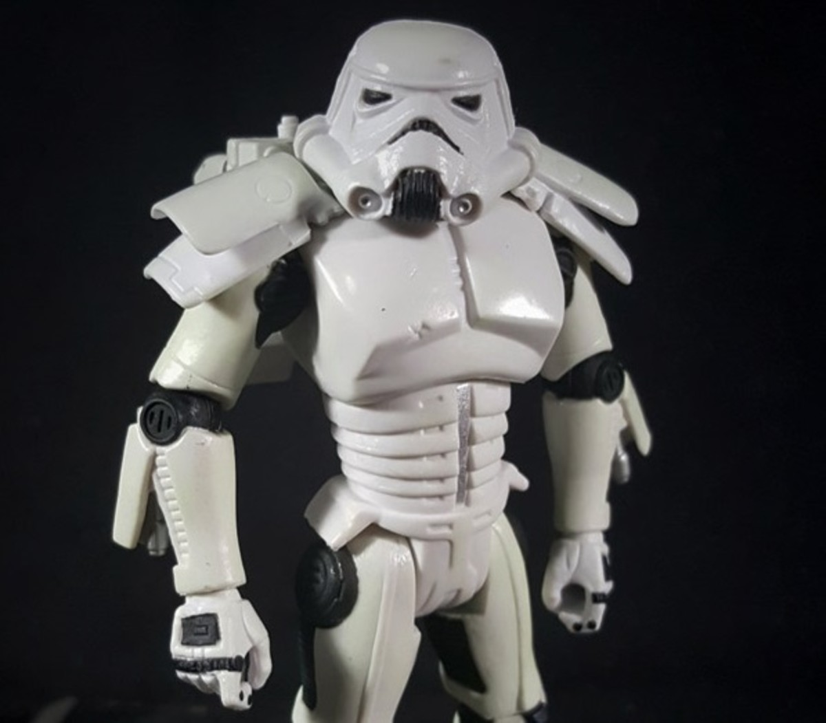 Heavy spacetrooper armor