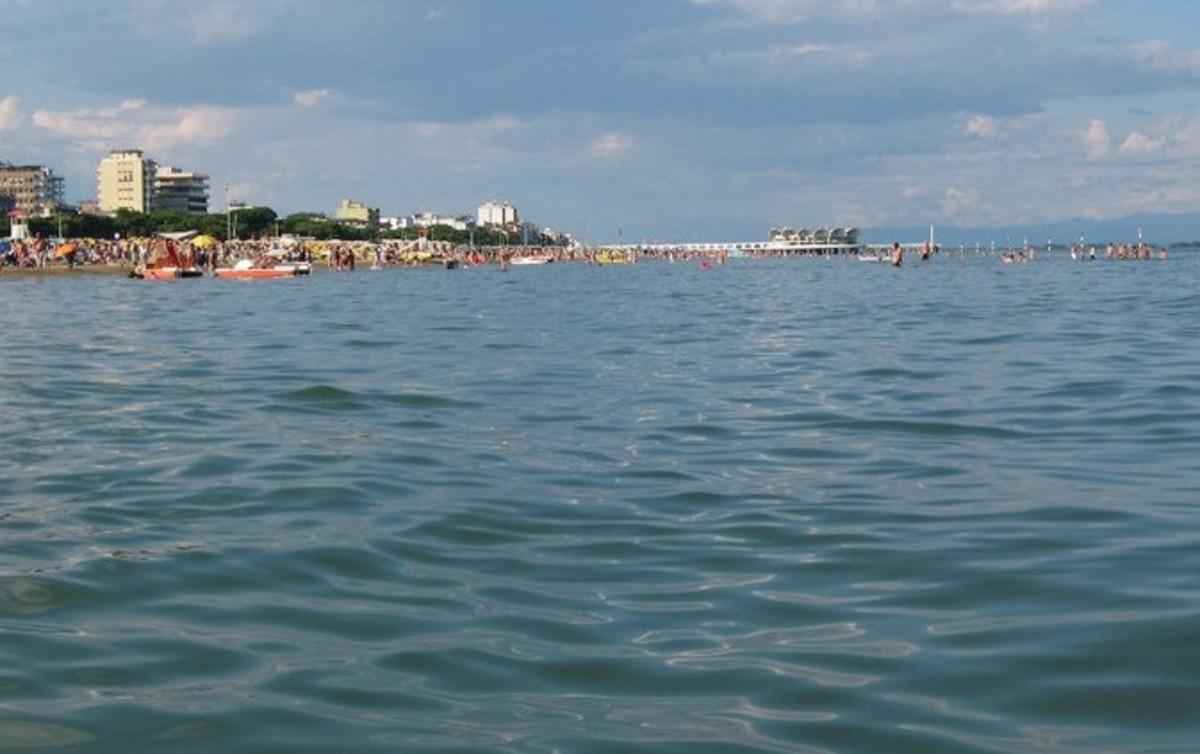 Lignano Sabbiadoro, Beach