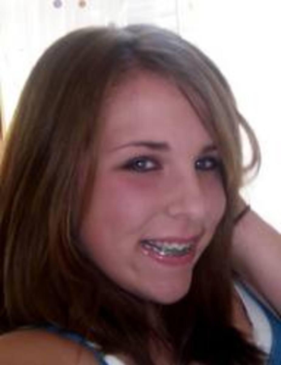 Megan Meier 13-years-old