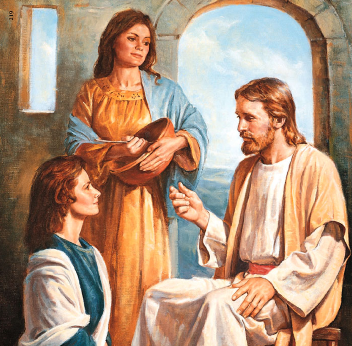 The Women of Christ have always had a divine commission, by the Lord Himself, to assist in the building of His Kingdom.
