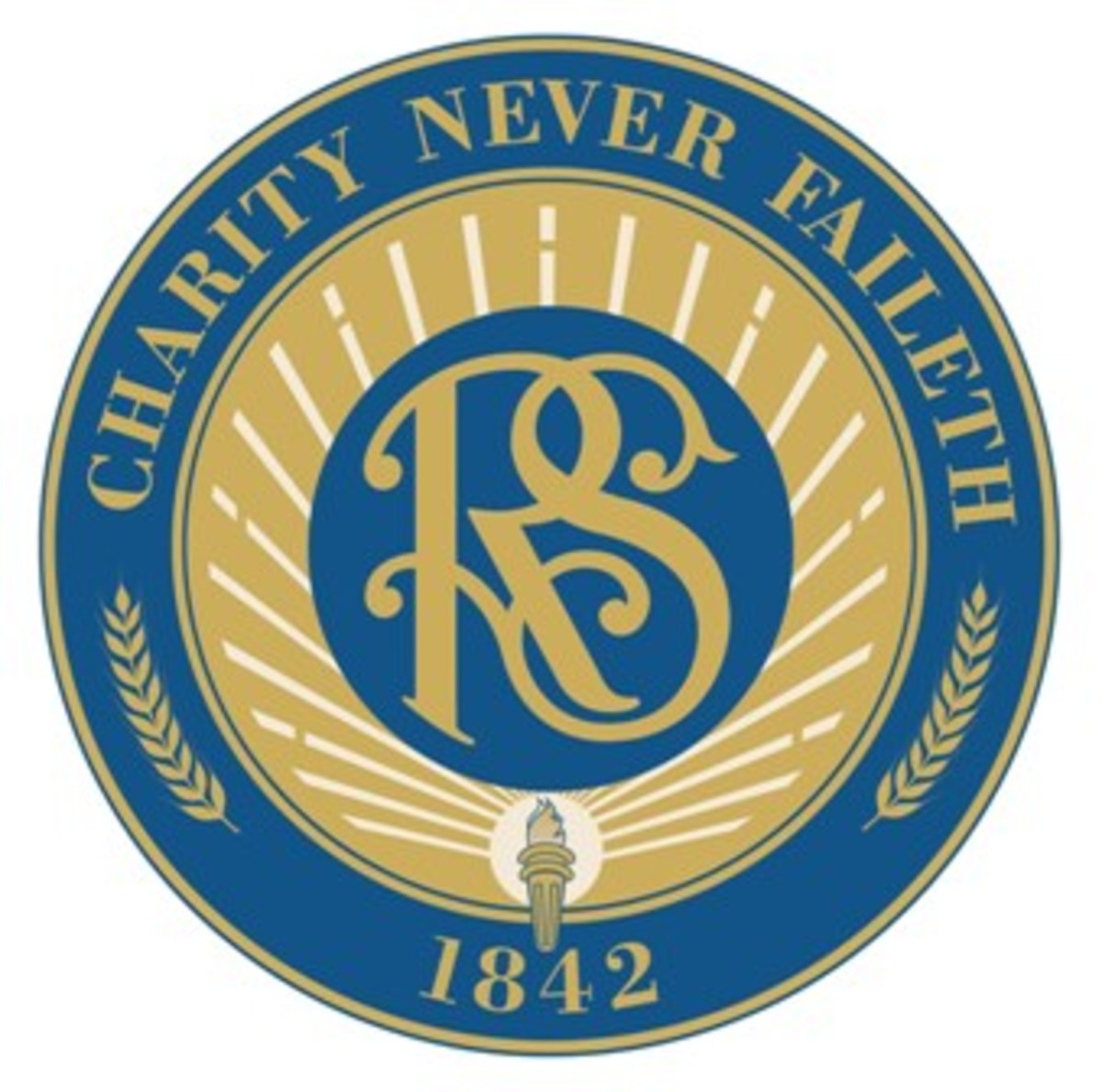 Motto of the Relief Society, since its early beginnings...