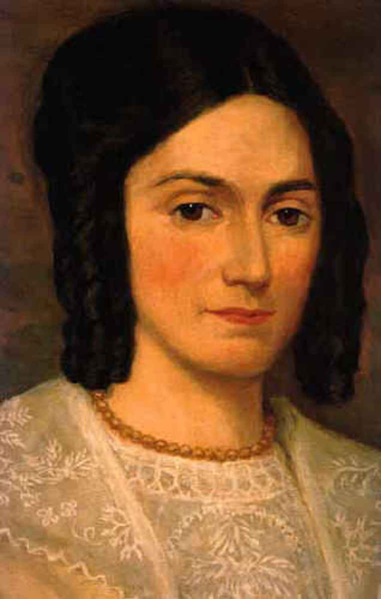 Inaugural President of the Female Relief Society of Nauvoo, Ill.