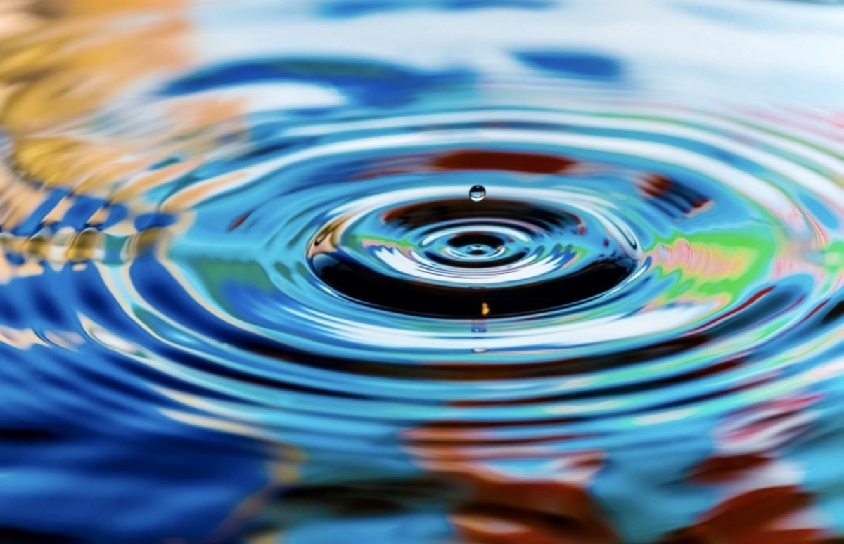 The Ripple Effect of Sin . . . and Good