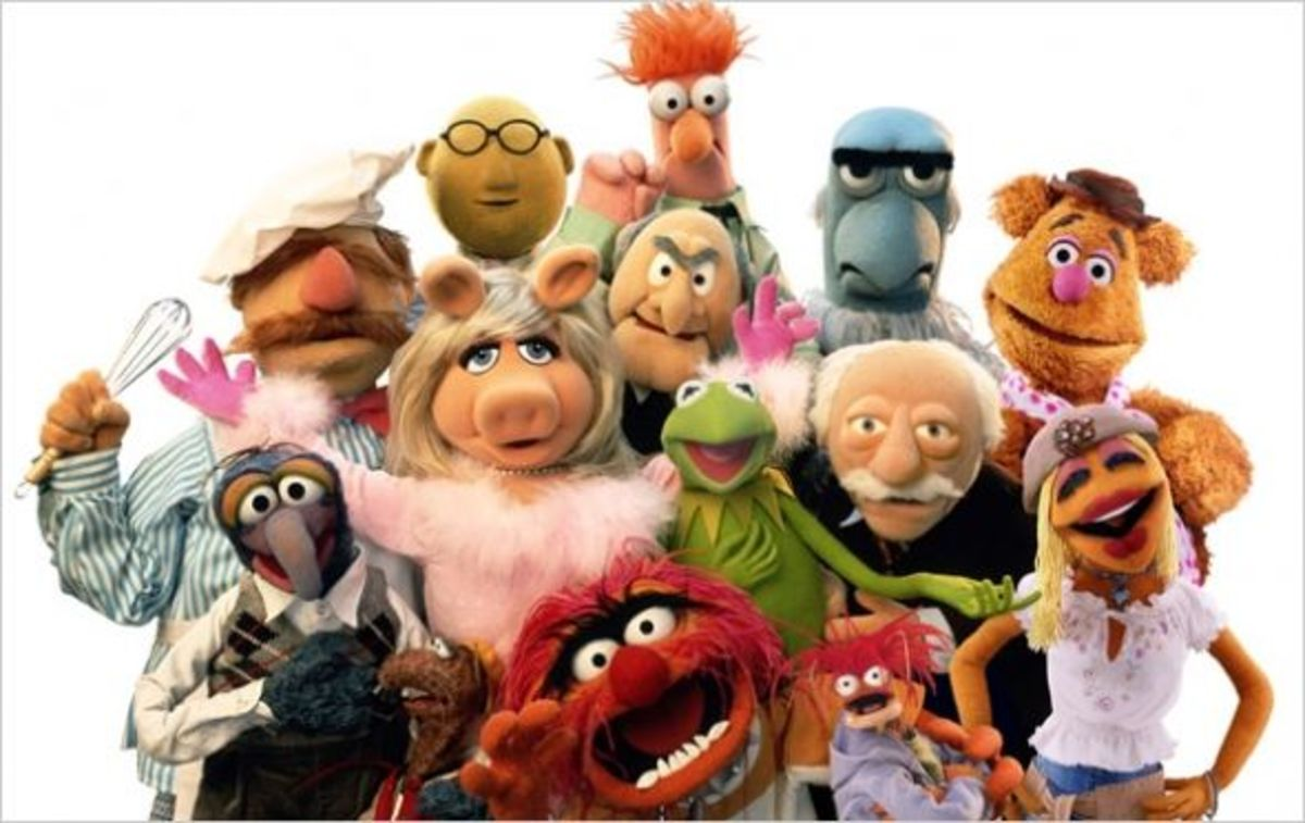 The Muppet Cast