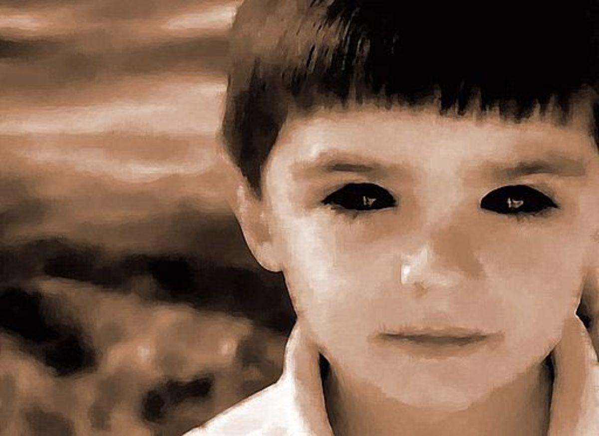 Black Eyes by Moto85 (Megamoto 85 Martin Andre Saether)