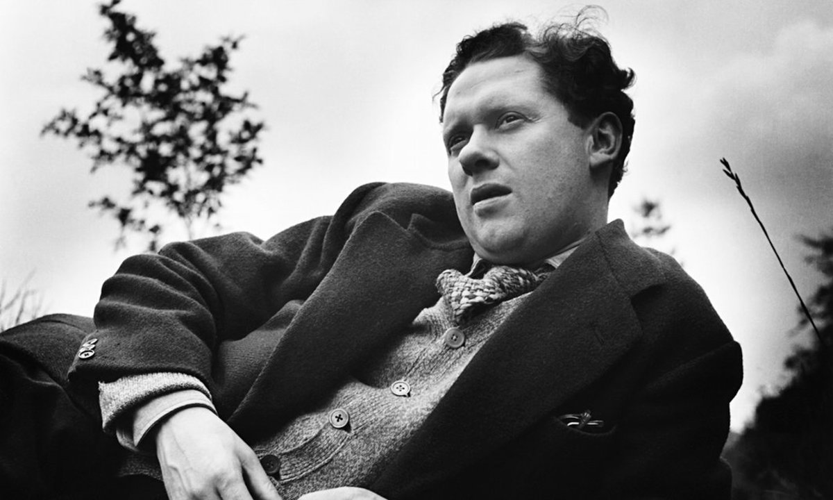 "Dylan Thomas' ""Do not go gentle into that good night"""
