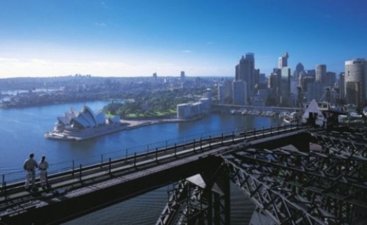 Tourism Australia Bridgeclimb image