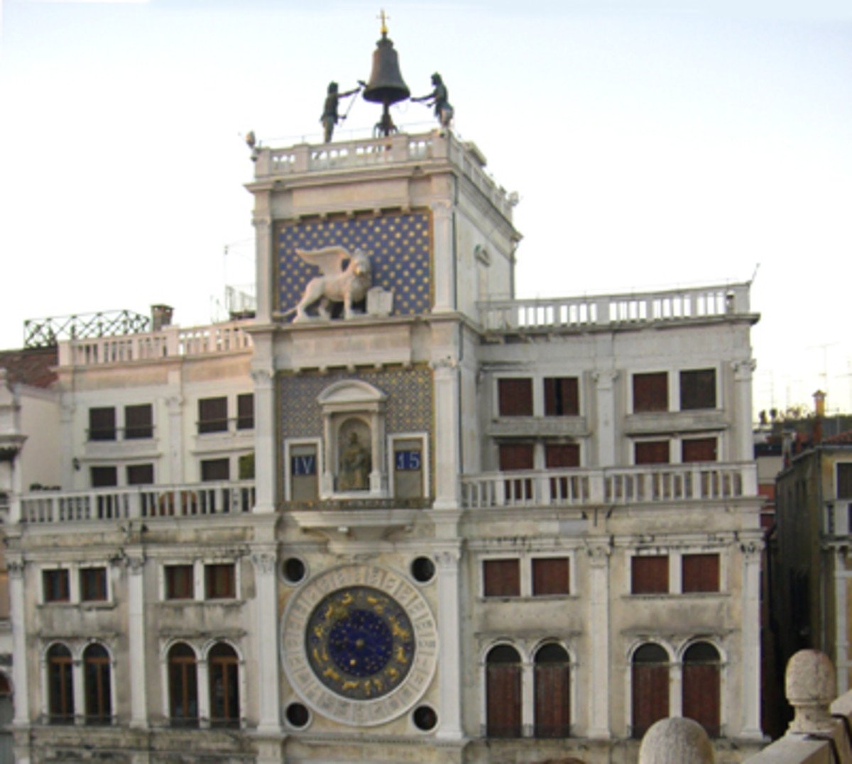 Saint Mark's Square Clocktower