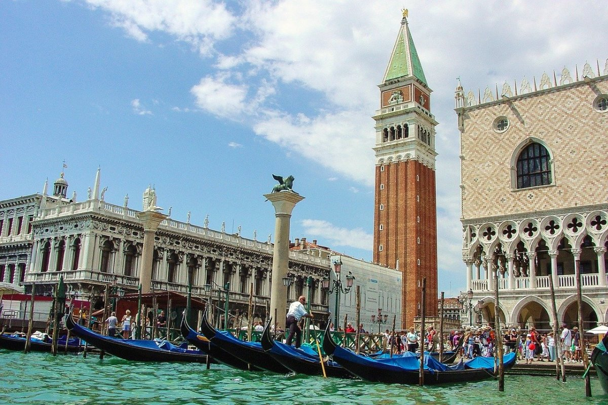 Main Attractions in St. Mark's Square - Piazza San Marco
