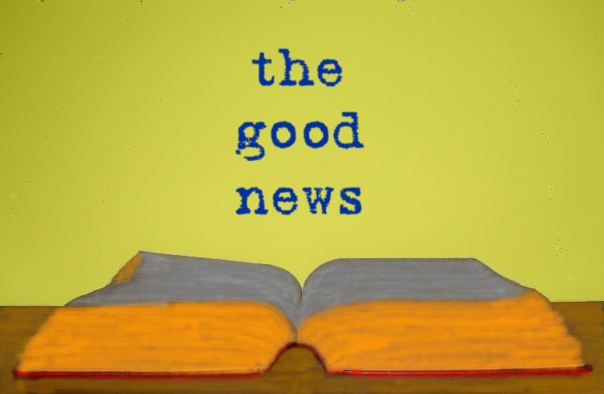 The Gospel: Today's Good News