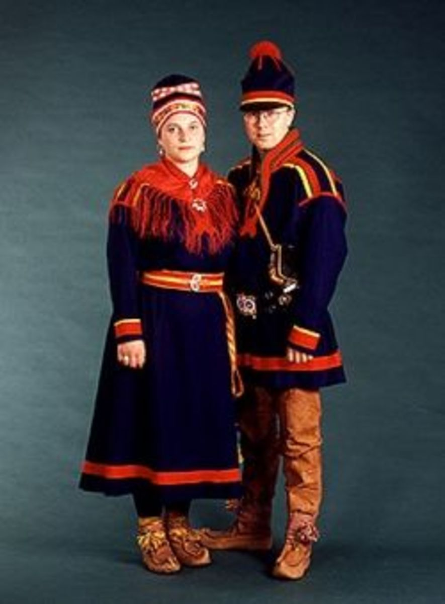 Sami - Sapmi a people in the north