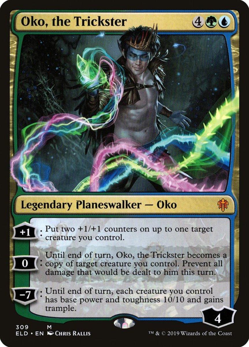 Oko, the Trickster mtg