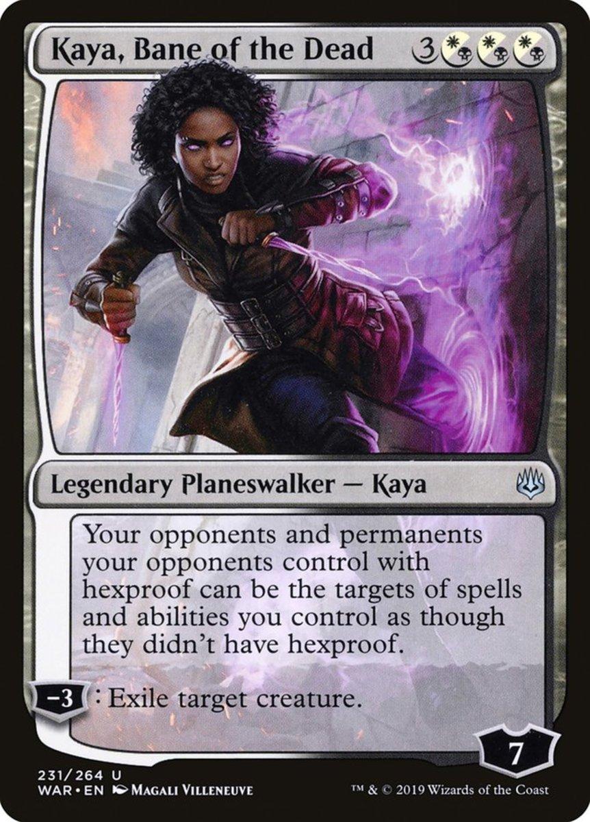 Kaya, Bane of the Dead mtg