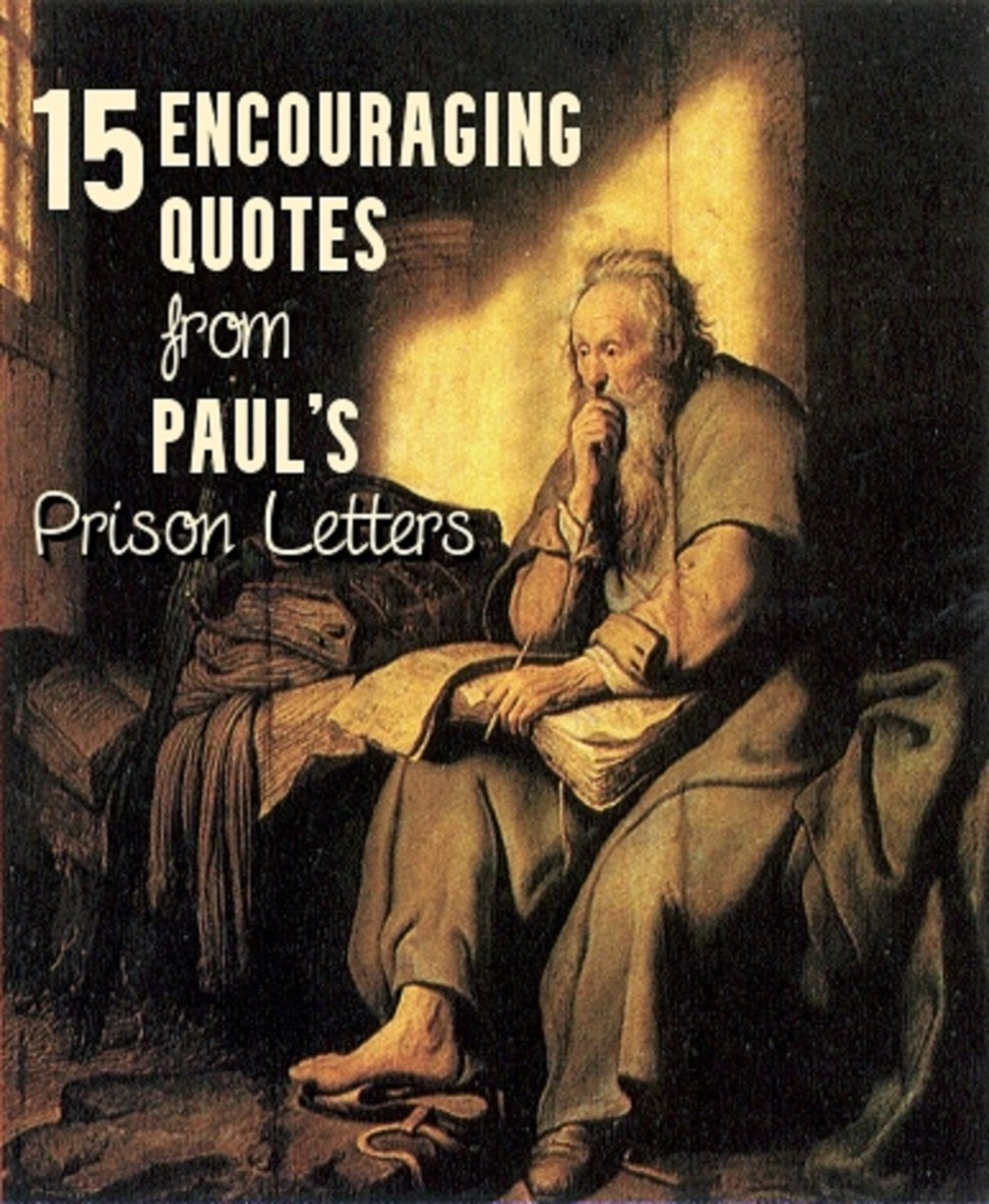 Apostle Paul in Prison