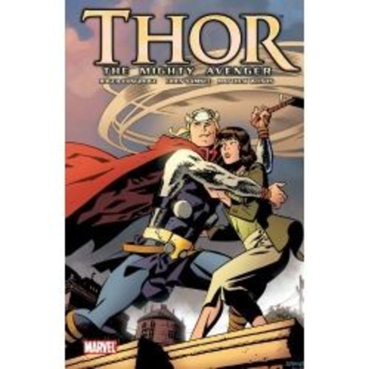 top ten thor graphic novels