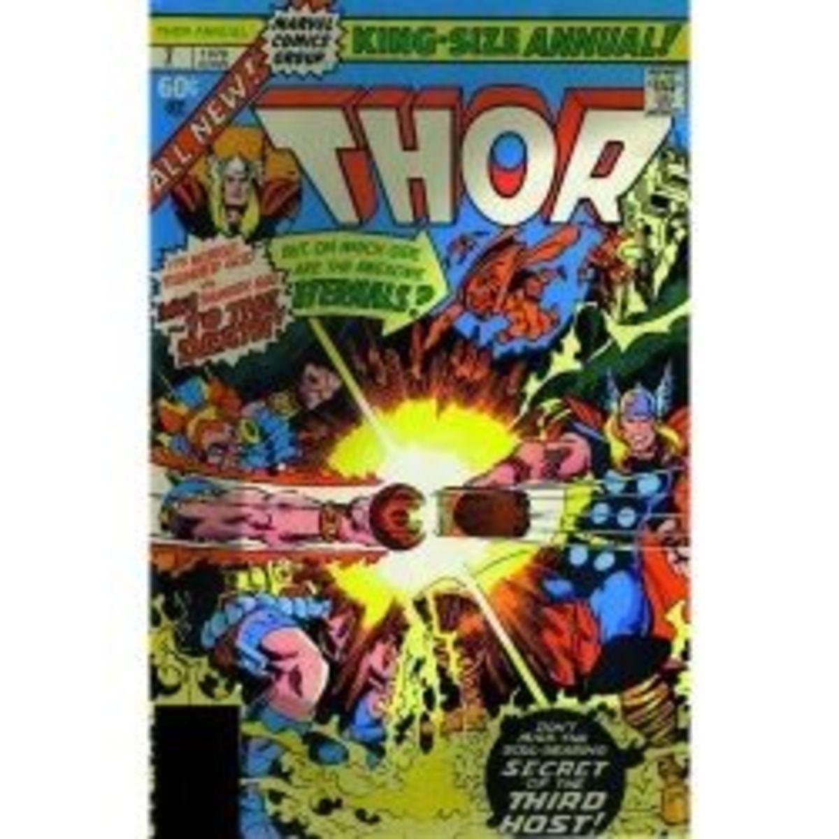 Thor the Eternals Saga