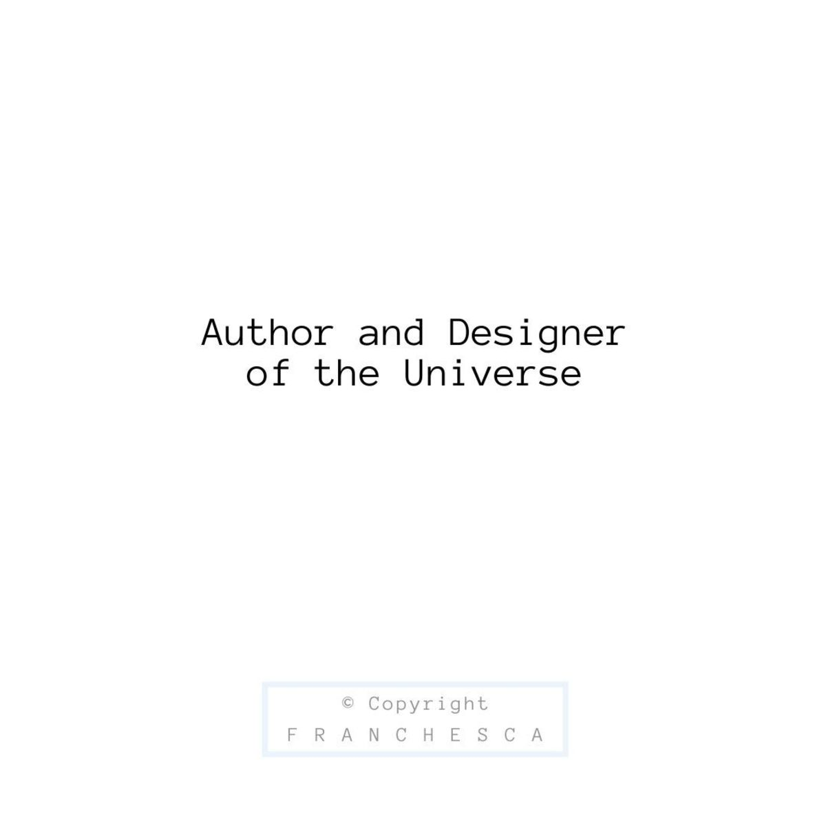 128th-article-author-and-designer-of-the-universe