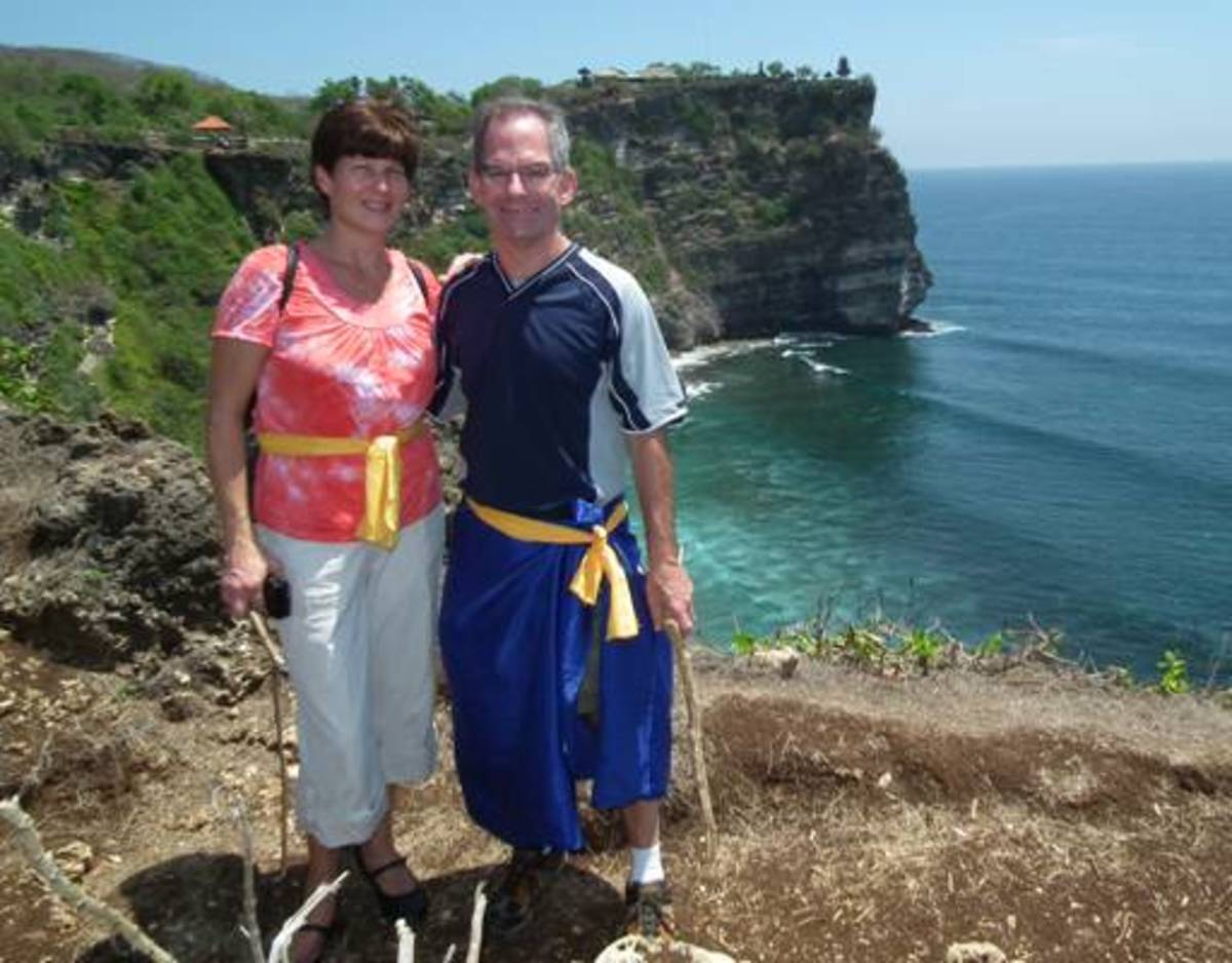 30th Wedding Anniversary in Bali