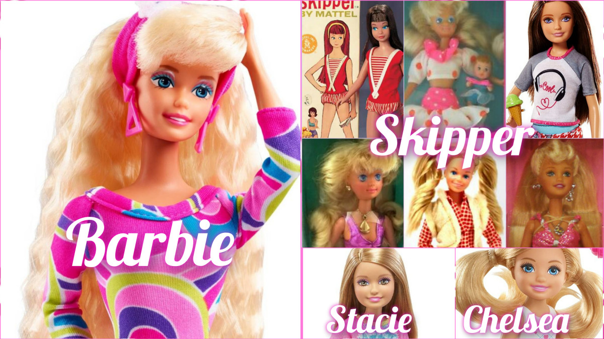 Barbie's Lost Siblings