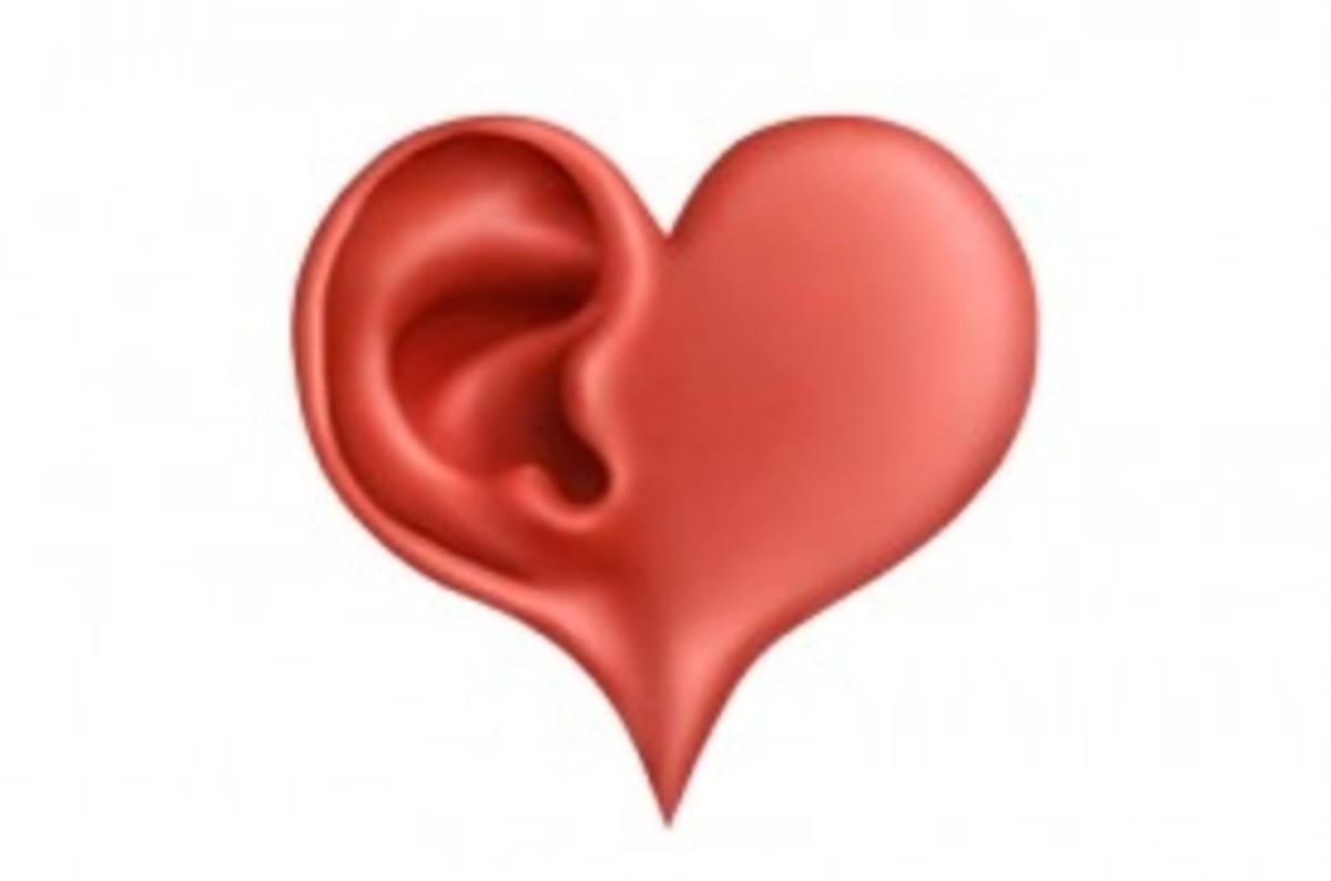 When you listen with your heart...