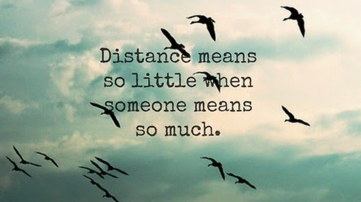 True Love Can Go the Distance