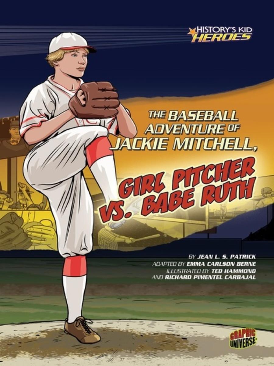 Jackie Mitchell, Girl Pitcher
