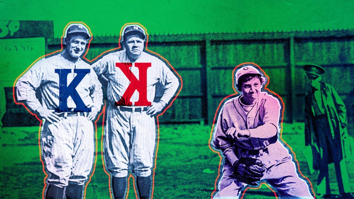 Gehrig, Ruth, and Jackie