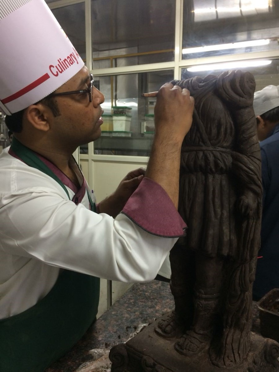 chef srikanth