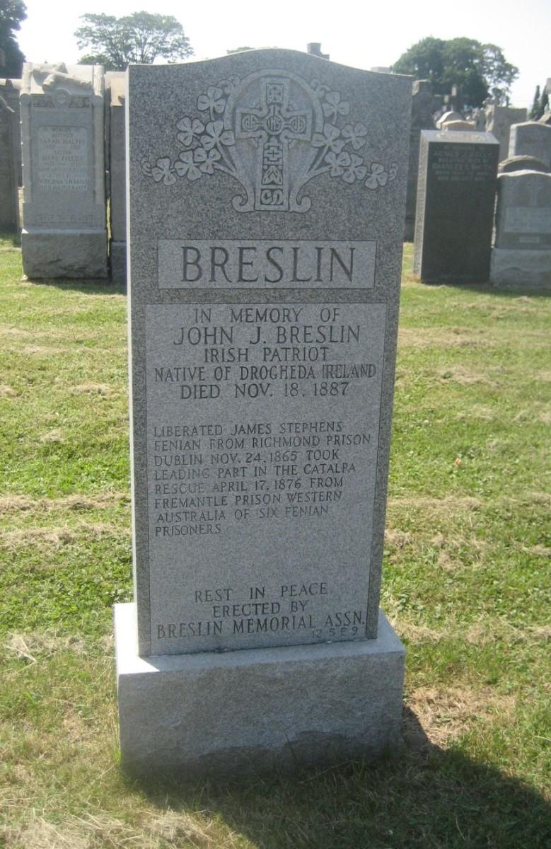 Breslin Memorial
