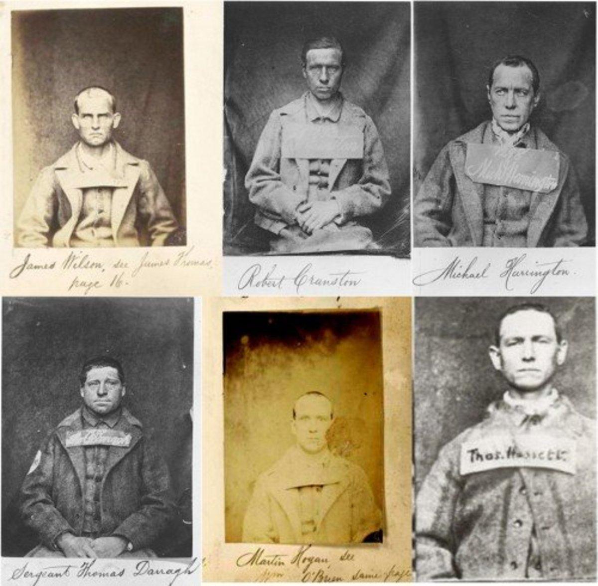 The Six Fenian Prisons