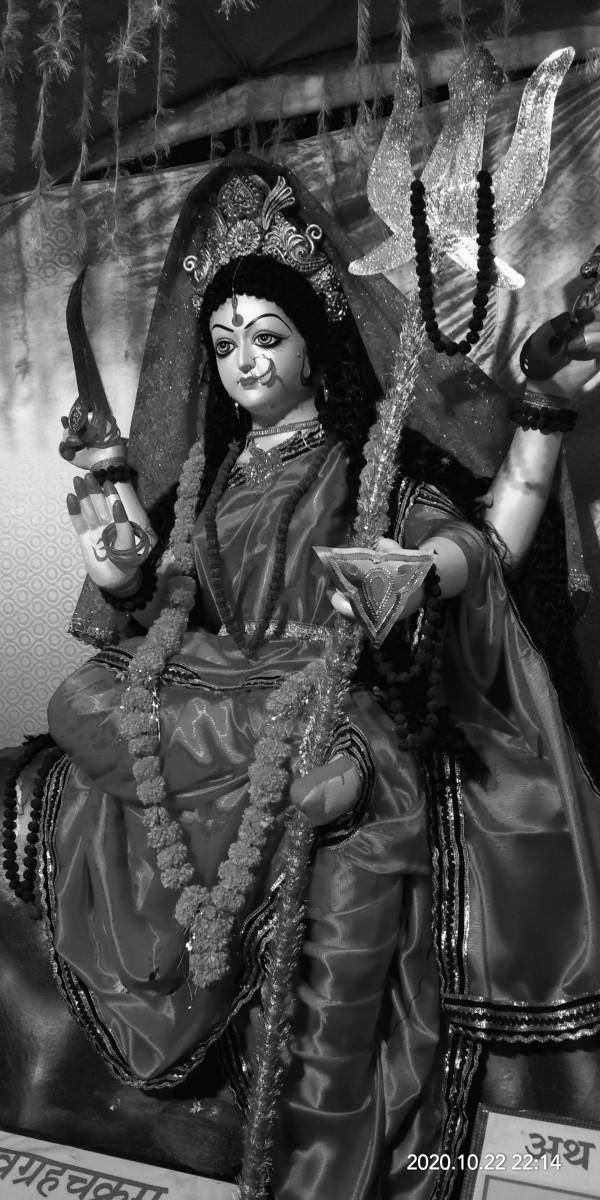 Best Photos of Goddess Durga From Navratri