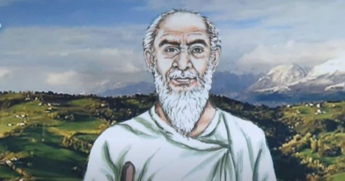 Batak Mian, the brave cook from Bihar, India who saved Mahatma Gandhi's life.