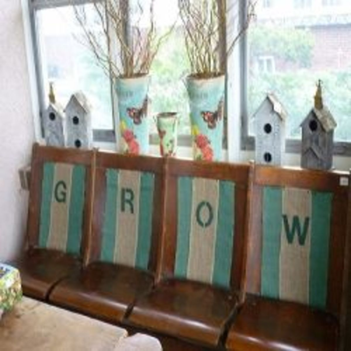 Let's Grow! Upcycled Gardening Ideas