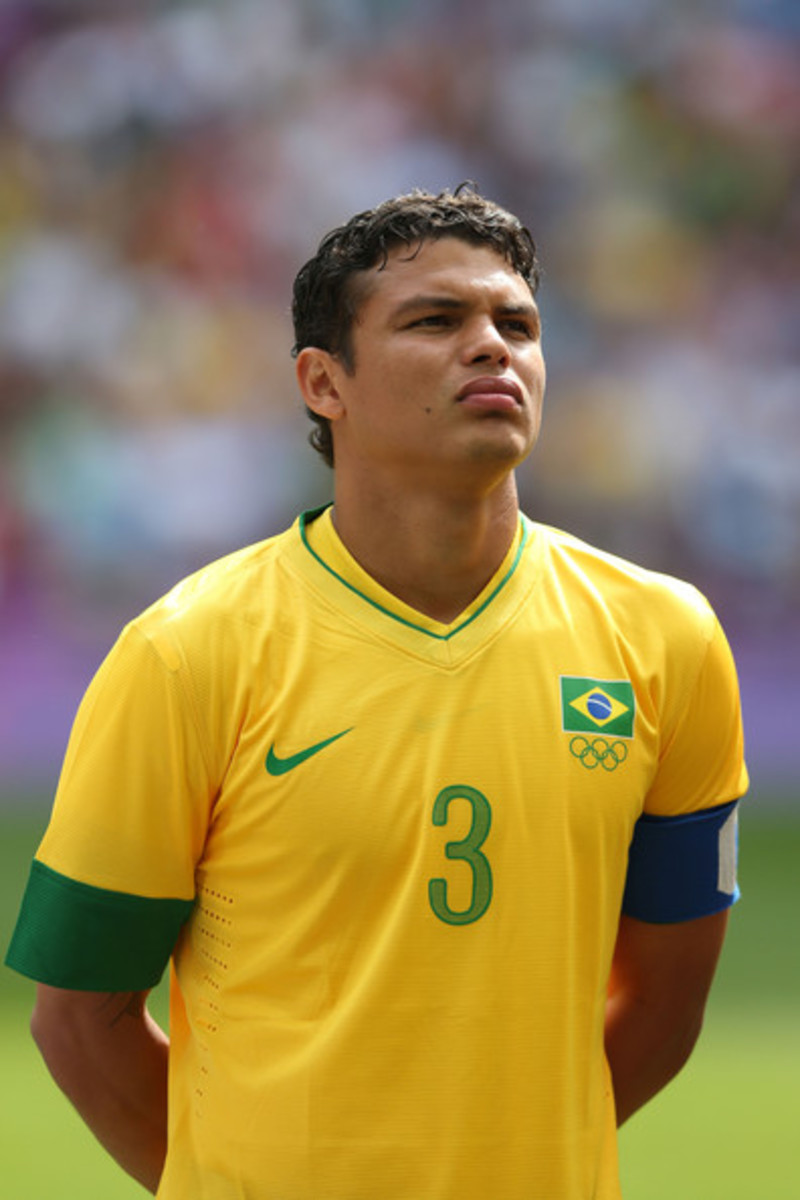 Thiago Silva - Brazil