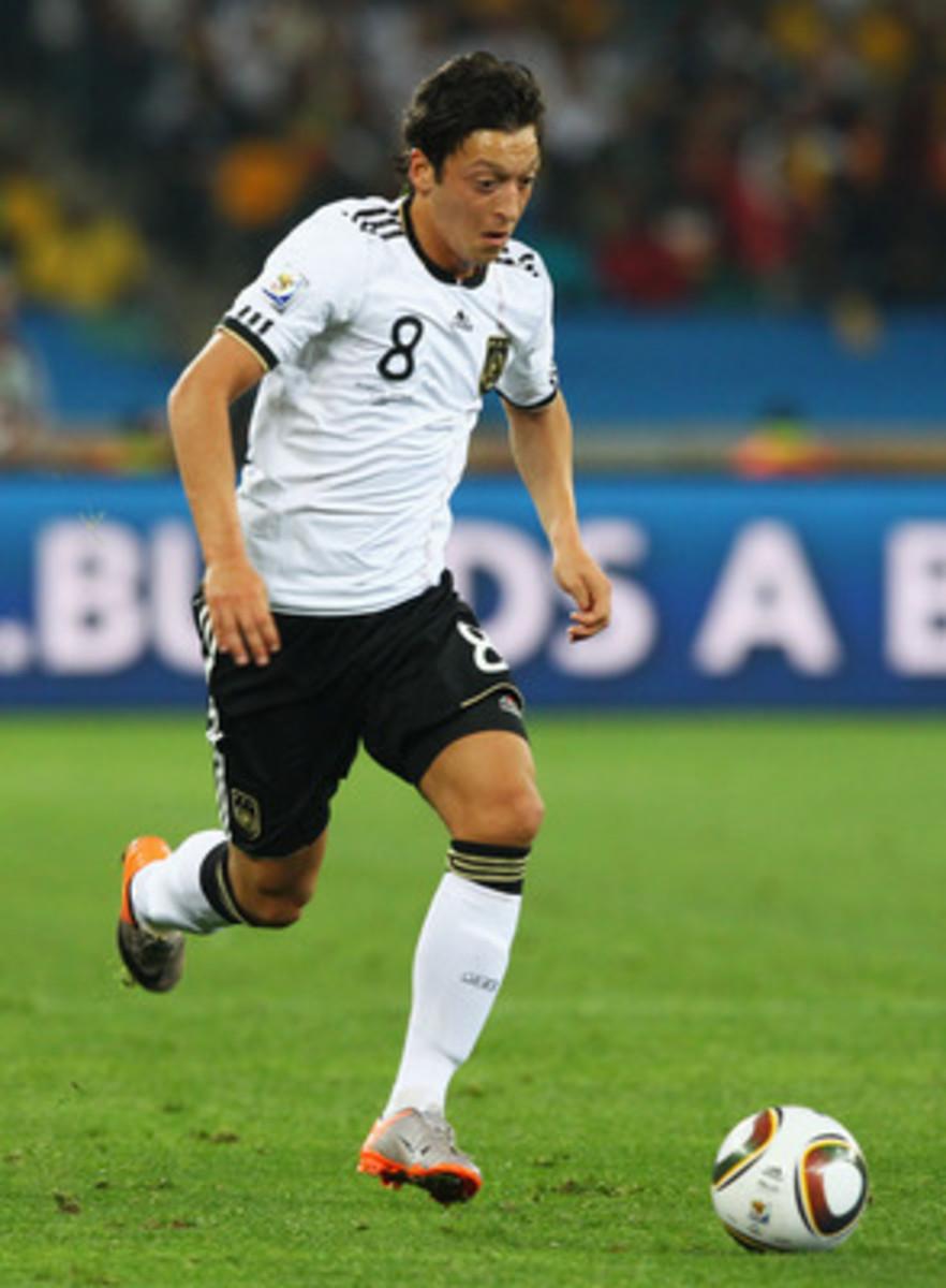Mesut Ozil - Germany