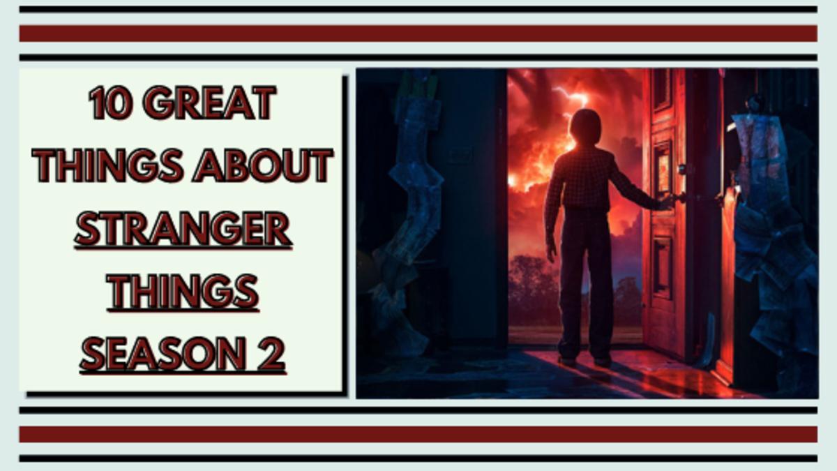 """Poster for """"Stranger Things 2."""""""