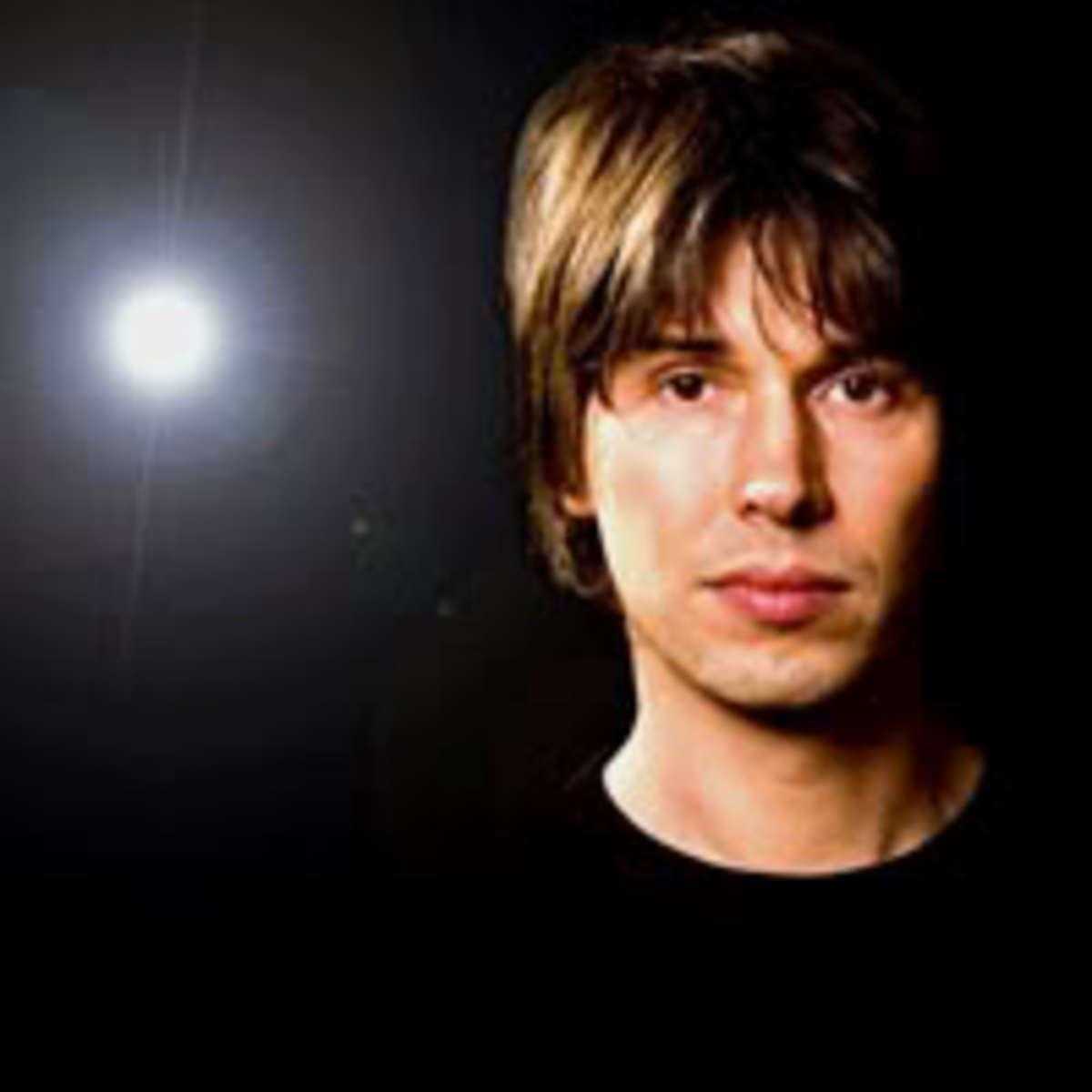 British Stargazer:  Dr Brian Cox.