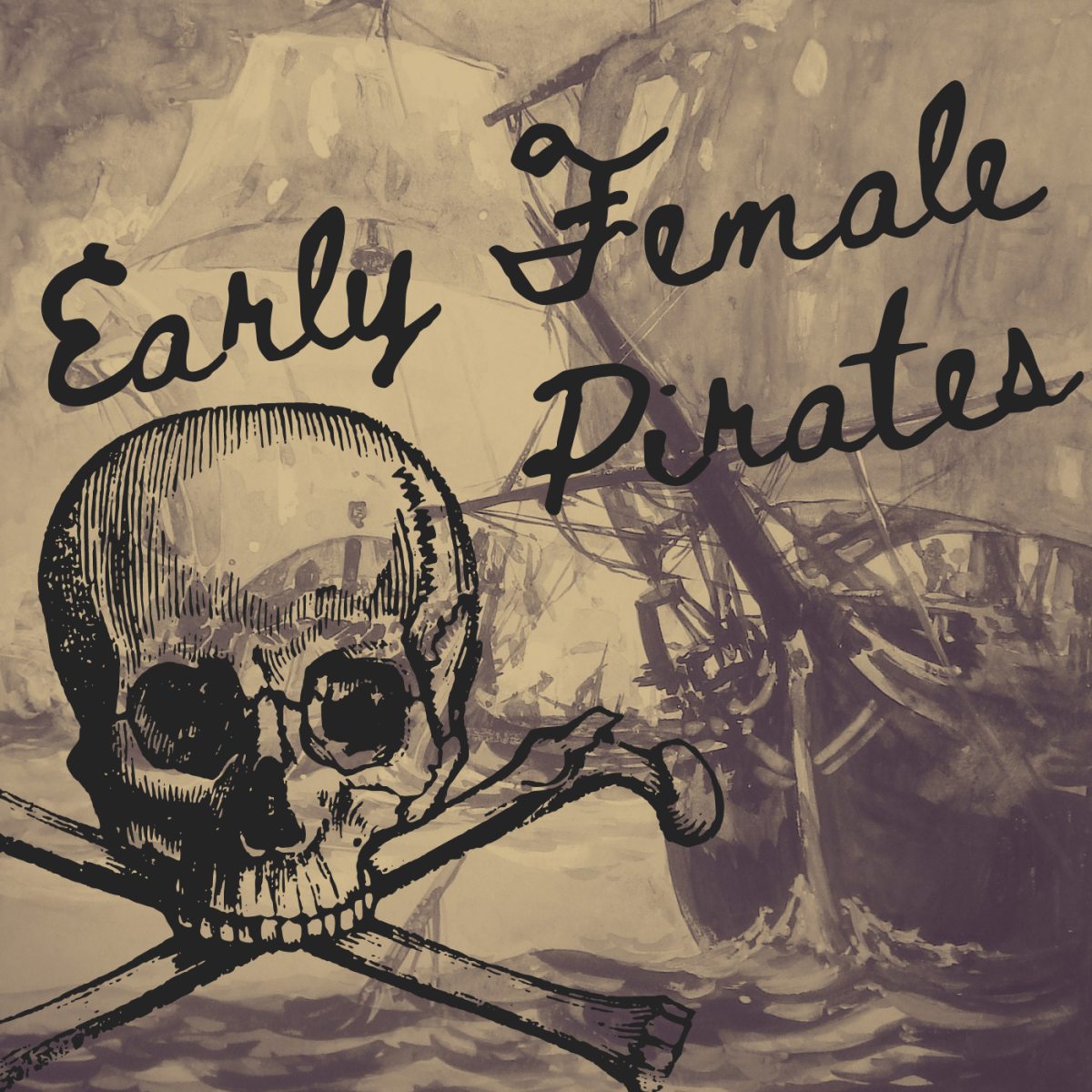 Women of the Sea: Female Pirates Before the 1700s
