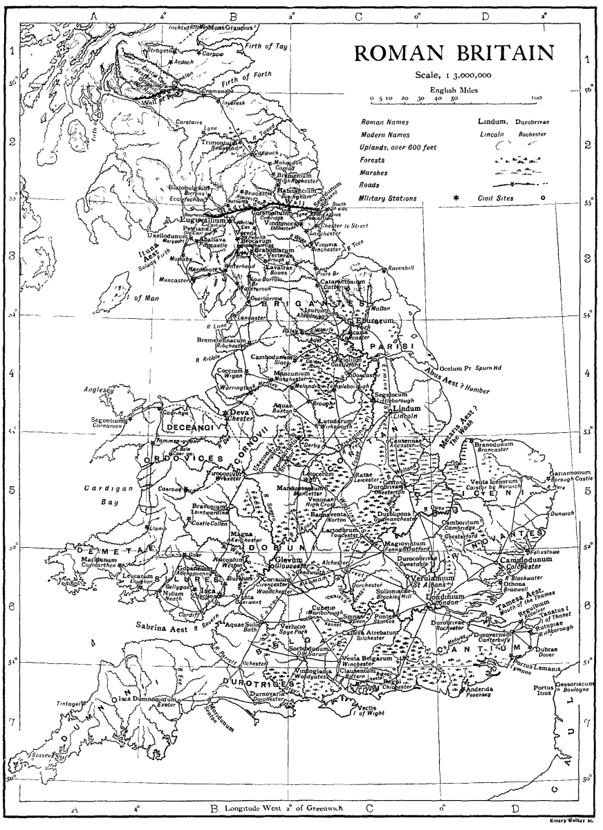 The Yorkshire region of the UK was important to the Roman Empire.