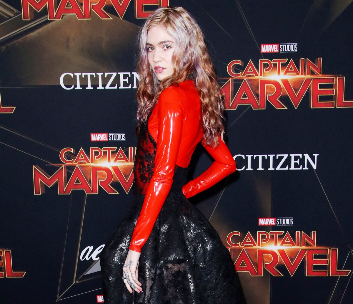 At the 2019 Captain Marvel, LA