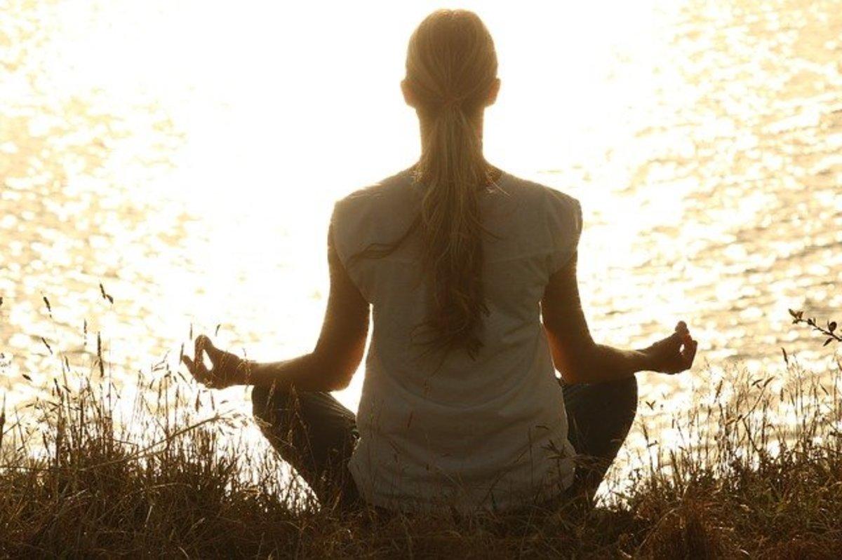 Meditation can strengthen memory.