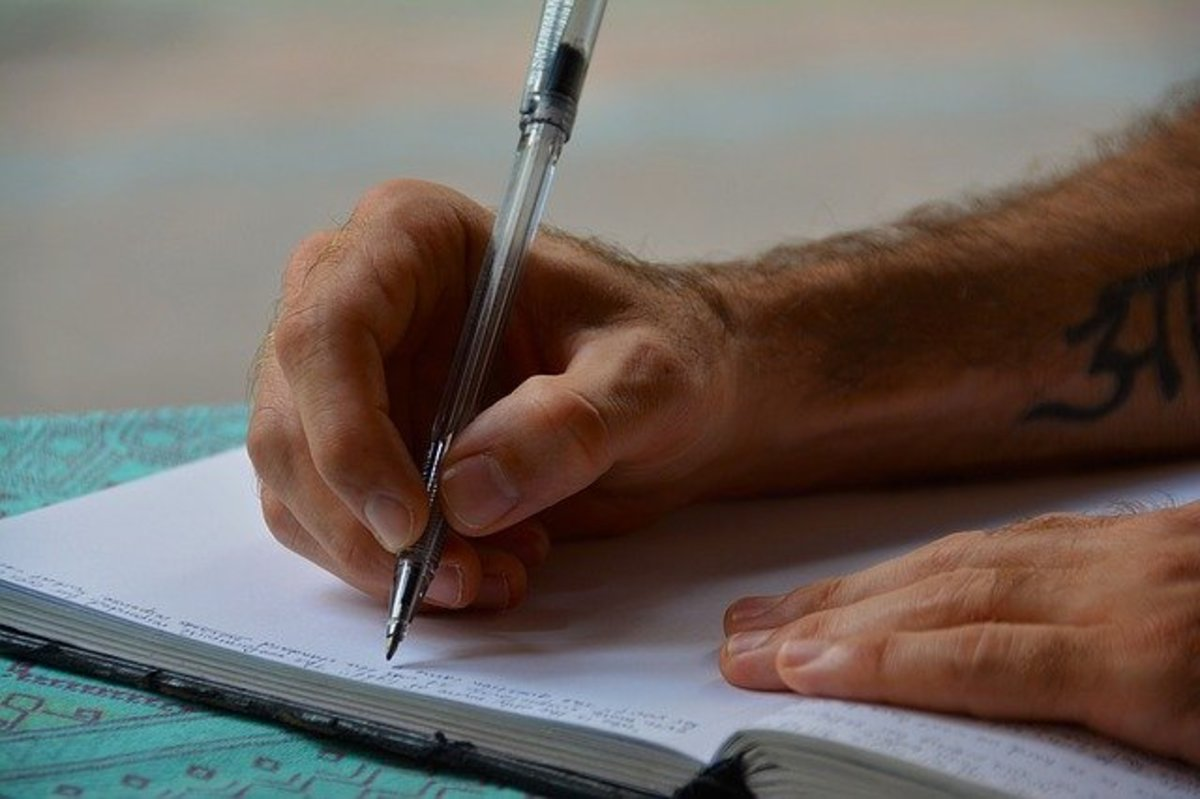 Write your dreams down so you can better remember them.