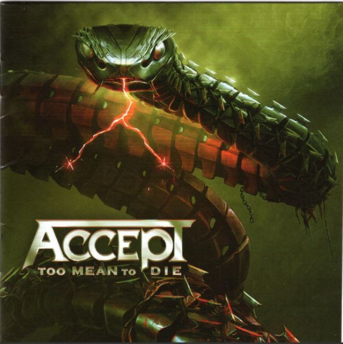 """Too Mean to Die"" CD cover"