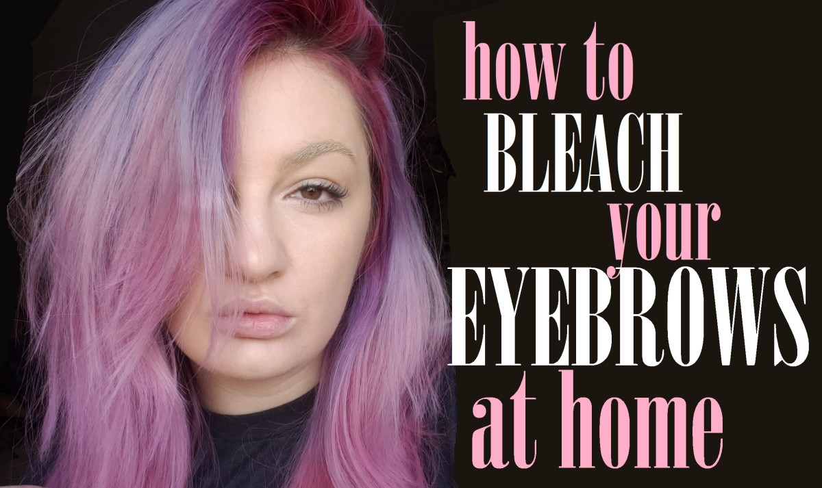 Everything you need to know about bleaching your eyebrows.