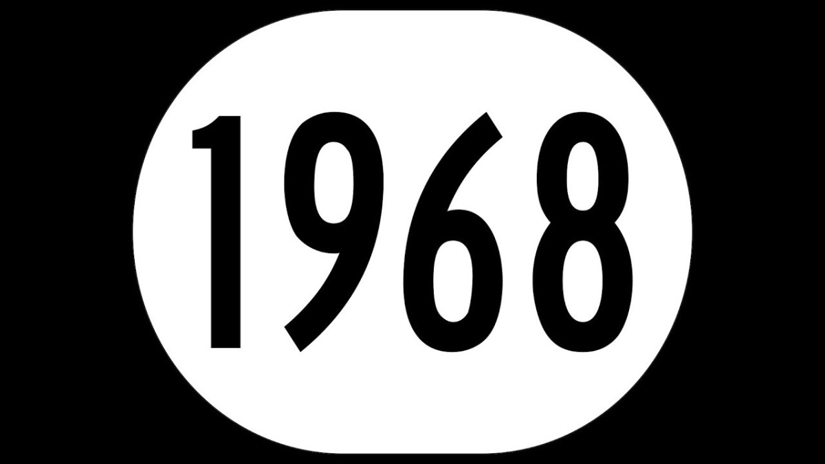 This article teaches you fun facts, trivia, and historical events from the year 1968.