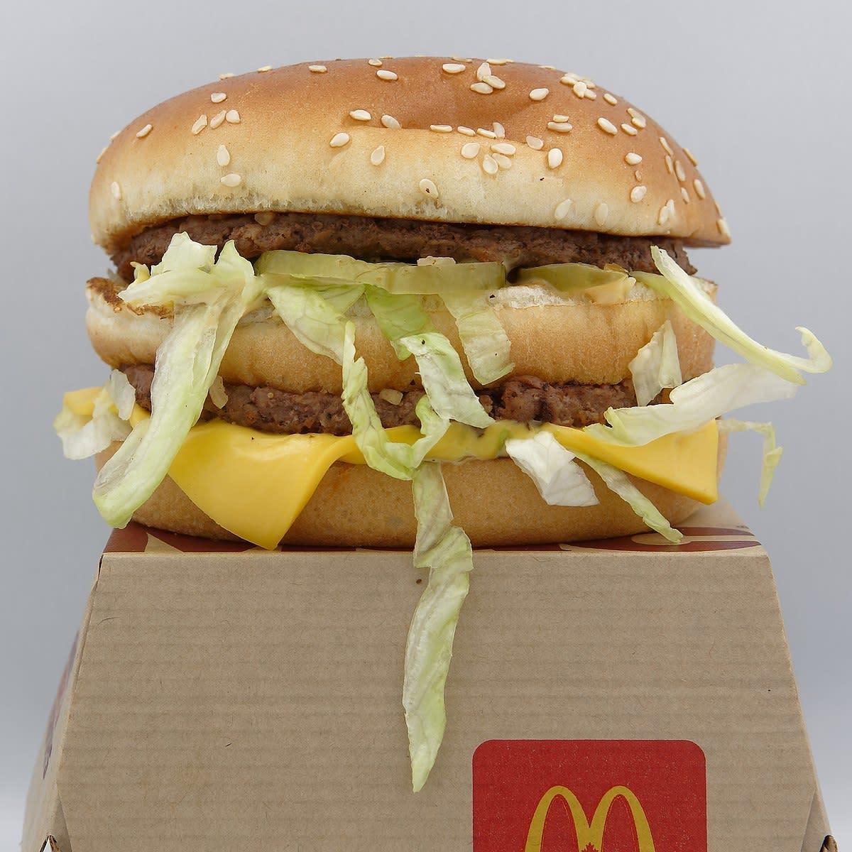In 1968, McDonald's introduced the legendary Big Mac.