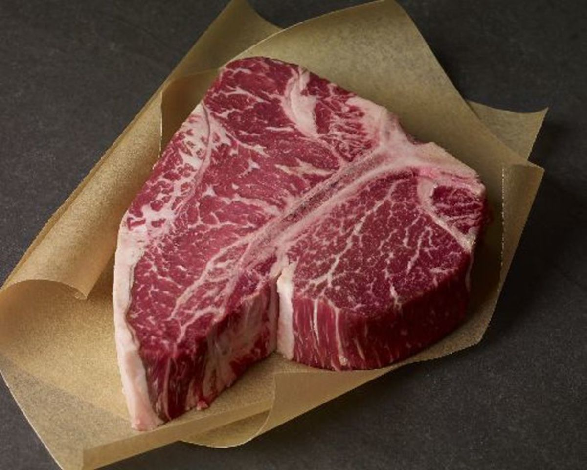 In 1968, you could buy one pound of porterhouse steak for $1.09.